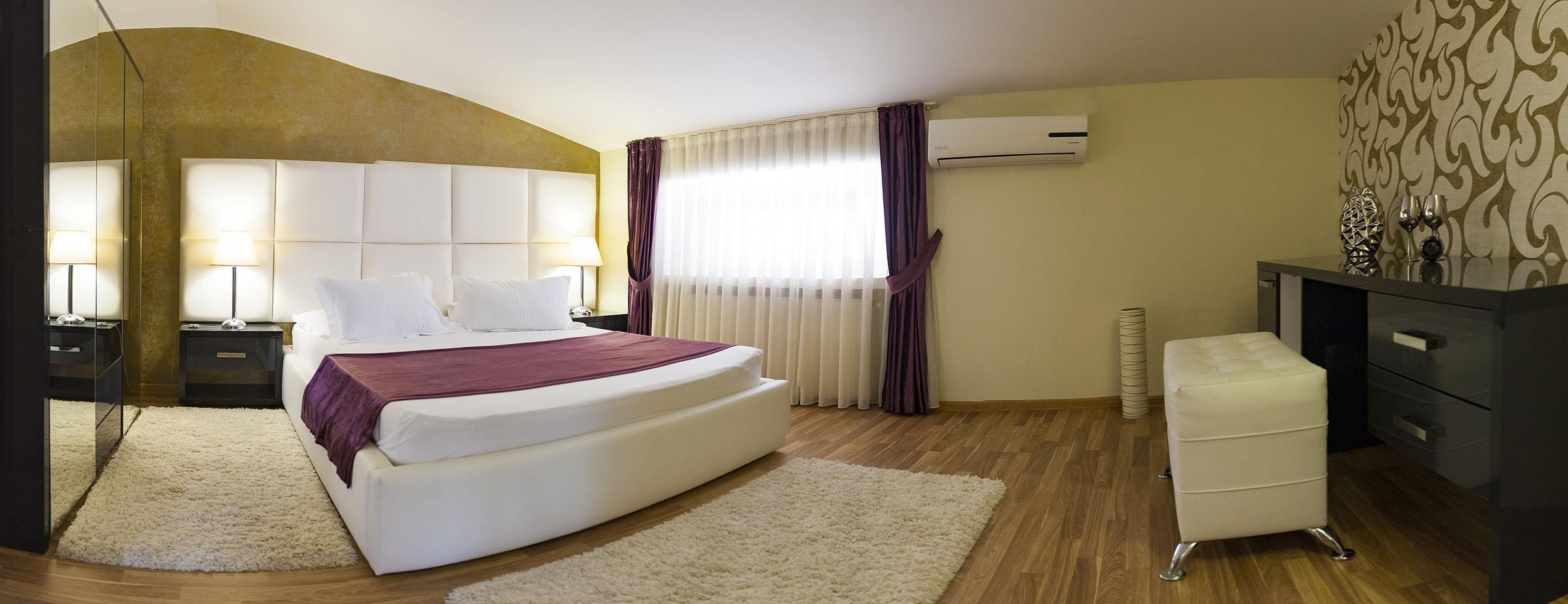 dormitor apartament hotel
